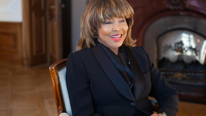 """Tina Turner appears in the HBO documentary """"Tina."""""""