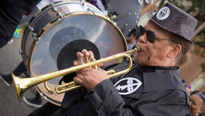 """Shreveport became home for Don """"Dirty Redd"""" Crenshaw after playing here on a tour stop with the late Johnnie Taylor and he hasn't looked back."""