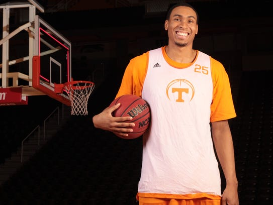 University of Tennessee men's basketball senior John