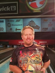 Mitch Beasley is a professional bowler from Clarksville,