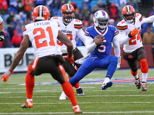 The waiting on the Tyrod Taylor decision inexorably rolls on.