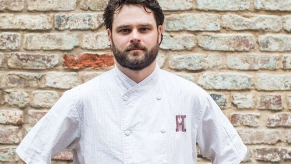 Jon Buck has been promoted to executive chef of Husk Greenville.