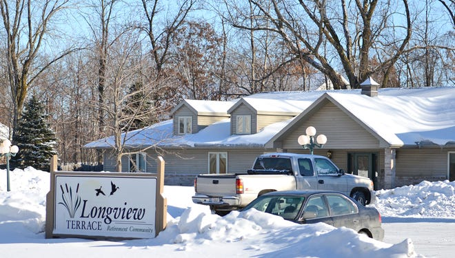 The Longview Terrace Retirement Community in  Suamico, Wis., is photographed on Thursday, Jan. 23, 2014.