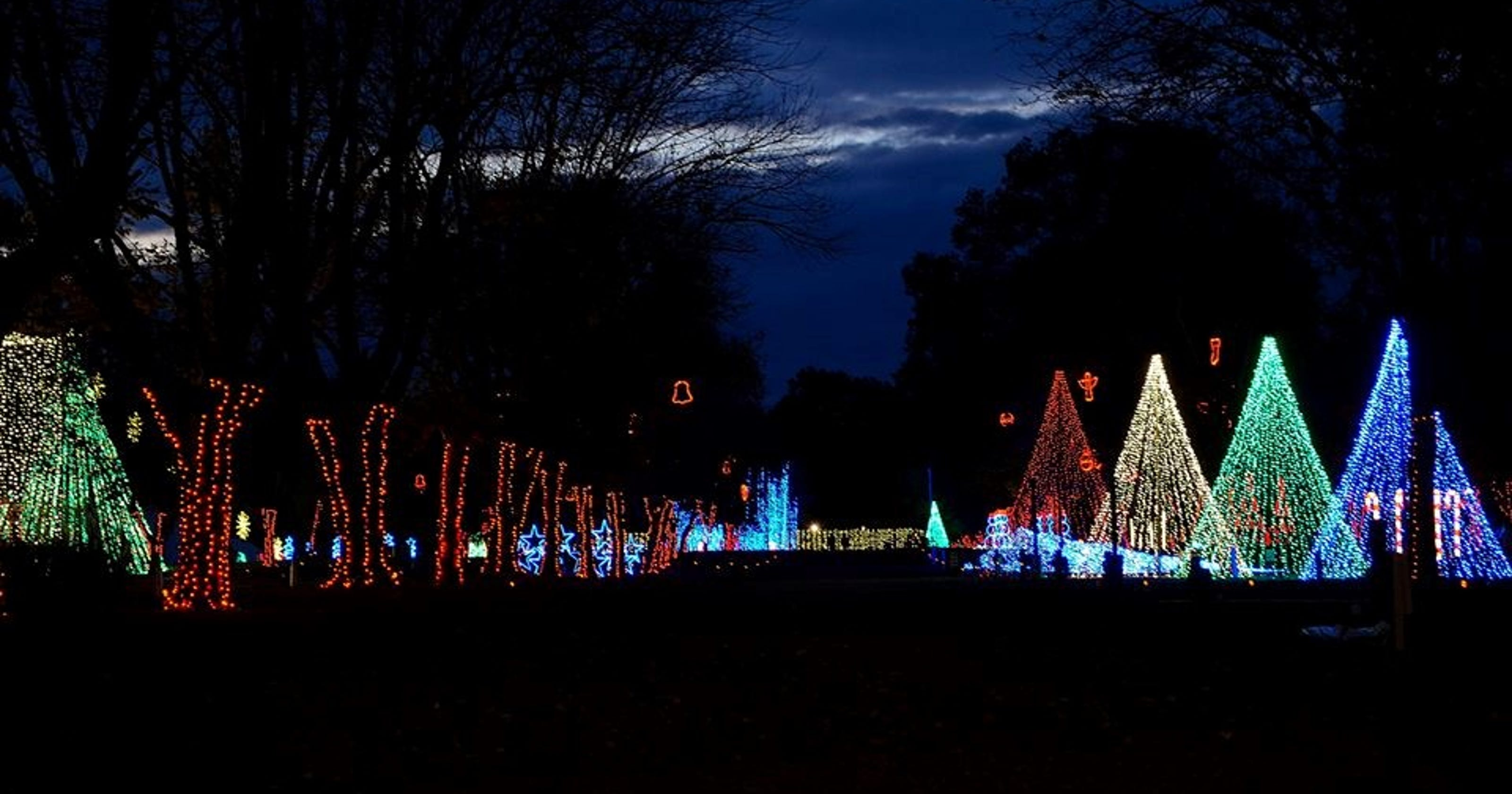 dancing lights of christmas show to move from nashvilles jellystone park to wilson county - Jellystone Park Nashville Christmas Lights