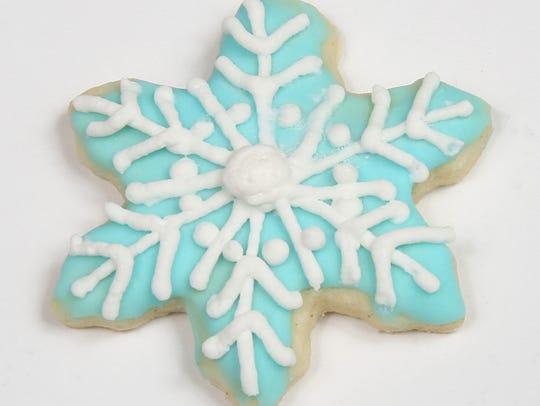 Anise Cutout Snowflakes