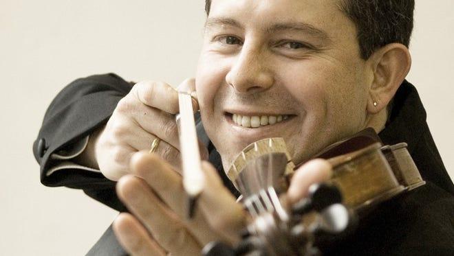 Celebrated violist Gilad Karni