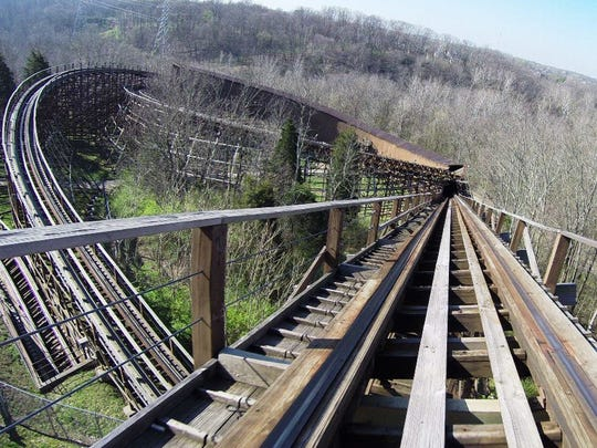 Unleashed in 1979, The Beast roller coaster at Kings Island celebrates its 35th anniversary in 2014. The coaster continues to hold the world record as the longest wooden roller coaster.