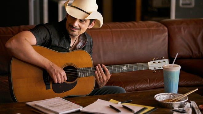 Brad Paisley performs a new version of the Nationwide insurance jingle.