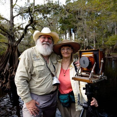 Glades photographer Clyde Butcher, recovering from stroke, set to head home