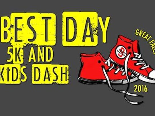 My Best Day 5K and Kid's Dash is Sept. 9 this year.