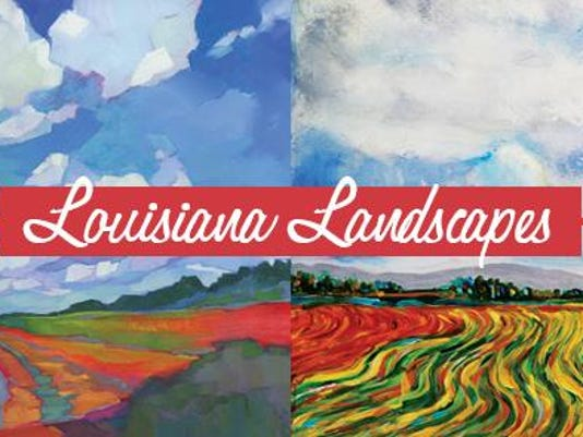 Louisiana Landscapes