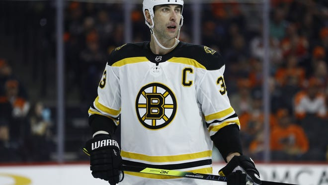 Bruins defenseman Zdeno Chara leads a defensive unit that has proven to be a strength for Boston as they head into the NHL restart training camp.