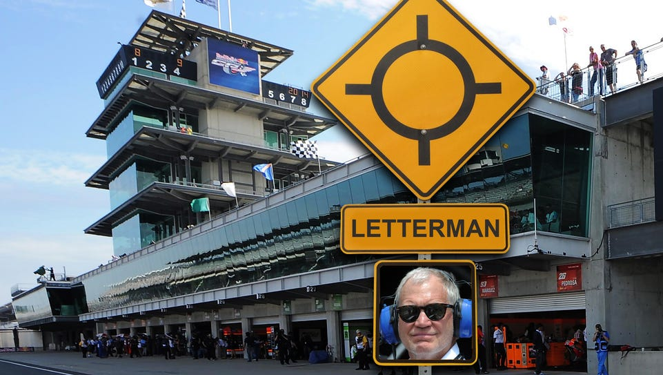 Should we name a roundabout outside Indianapolis Motor