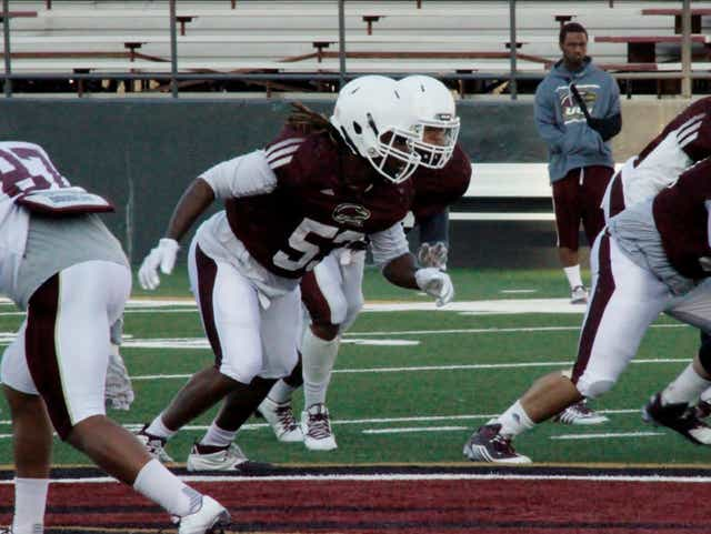 Ulm Camp Countdown New Faces On The Defensive Line