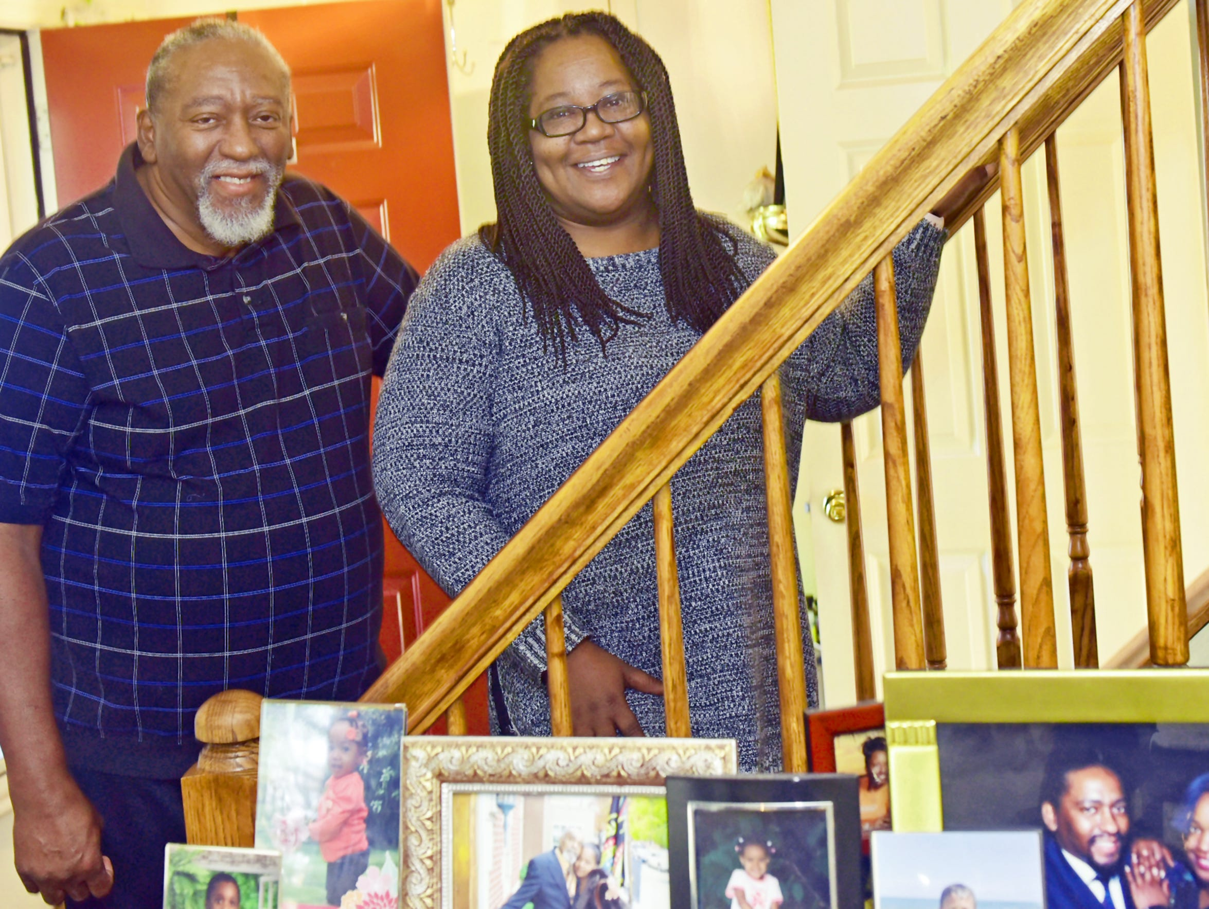 James and Lydia Dupree welcome foster kids to their