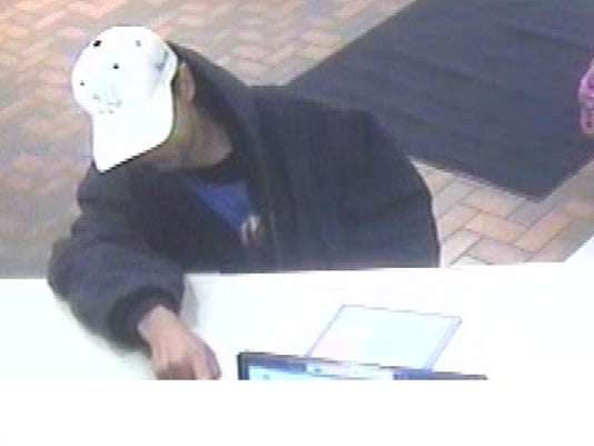 Suspect in BMO Harris Bank robbery