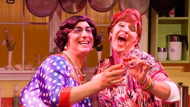 Calamari Sisters (Delphine and Carmela Calamari)