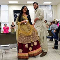 Unity Day at Penn State York celebrates cultures with food and fashion