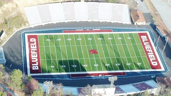 "Late last fall, Mitchell Stadium in Bluefield was voted ""Best High School Football Stadium"" in America by USA Today High School Sports."