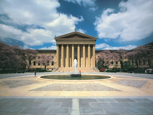 The Philadelphia Museum of Art has hosted Art After 5 on Friday evenings for years. The event includes evening gallery tours as well as drinks, appetizers and live music.