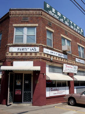 """Fertitta's is one of the oldest restaurants in Shreveport. The deli and former grocery, dubbed, """"The Home of the Muffy"""" has been in the family for three generations."""