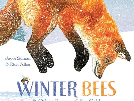 'Winter Bees and Other Poems of the Cold' by Joyce Sidman