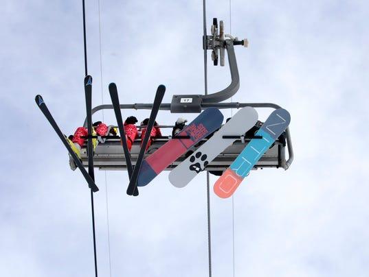 EPA SOUTH KOREA PYEONGCHANG 2018 OLYMPIC GAMES SPO SNOW BOARDING KOR PY