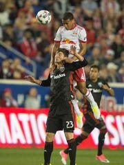 Wappingers Falls' Tyler Adams soars about D.C. United