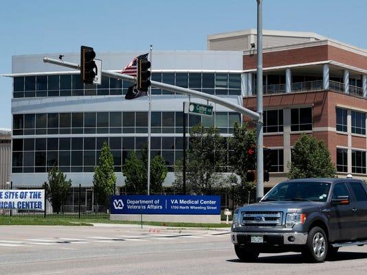 Aurora, Colo., veterans administration hospital