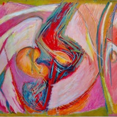 LeMoyne goes abstract with Leaving Our Mark exhibit