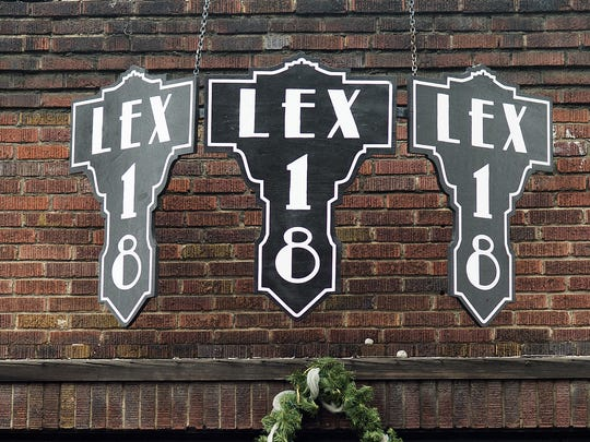 Lex 18 on North Lexington Avenue.