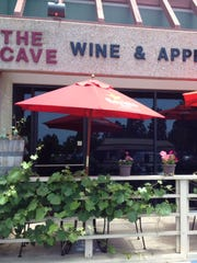 The Cave at Ventura Wine Co. is at 4435 McGrath St. in Ventura.
