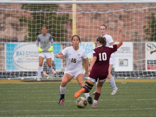 Desert Hills girls soccer take on Morgan High Saturday,