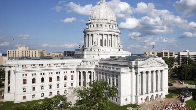 Wisconsin's most powerful business lobby shared its legislative agenda.