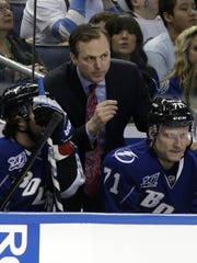Jon Cooper, a Cooley Law School grad and former Lansing