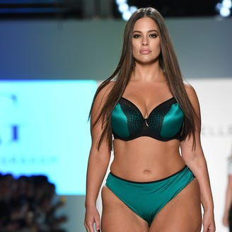 Ashley Graham reminds us why it's a bad idea to ask a woman if she's pregnant