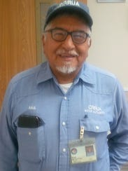 Camino Real Regional Utility Authority employee Raul