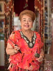 Susan Dowler has been cooking up Filipino food in the