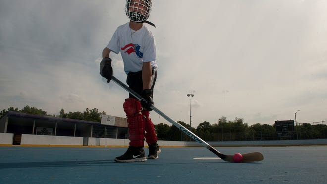 Jake Covely,  is a member of the Gloucester Township Dek Hockey Team that recently won a national tournament. Covely, who was born with cerebral palsy, played a significant role on and off the hockey floor for his team.