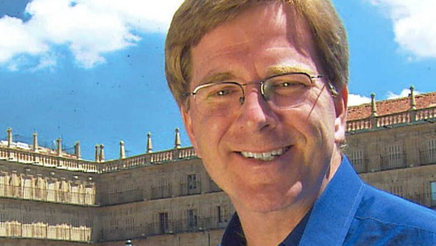 Rick Steves Travel Festival