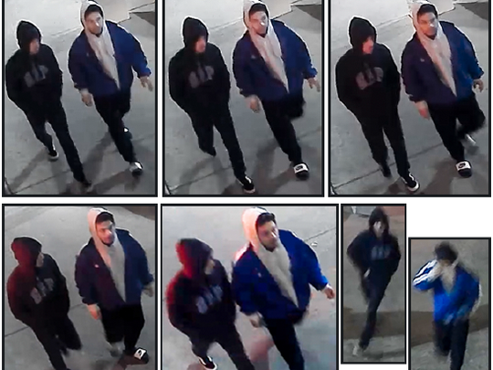 Indianapolis Metropolitan Police are asking for public assistance in identifying two persons of interest in a May 6, 2017 shooting that left one Warren Central High School student dead and two others injured.