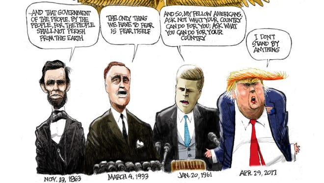 Cartoon for May 10, 2017.
