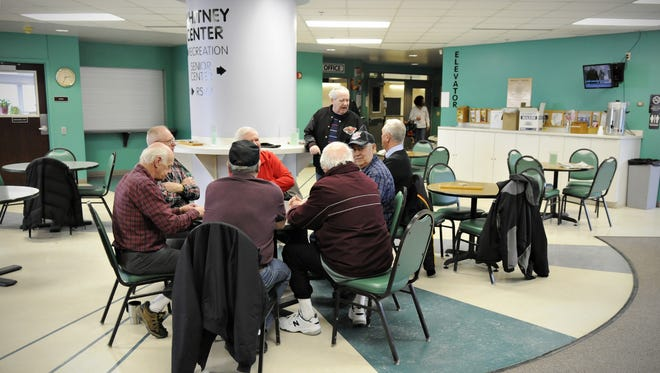 Whitney Senior Center's plan calls for charging residents an annual $10 fee. Nonresidents would pay $50.