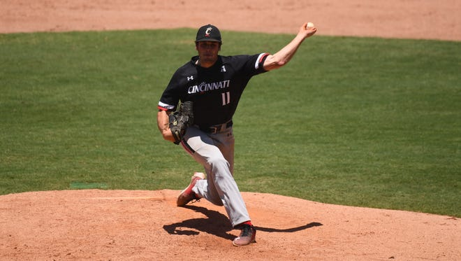 University of Cincinnati pitcher Cam Alldred, a Cincinnati Country Day School graduate, was drafted in the 24th round of the 2018 Major League Baseball Draft by the Pittsburgh Pirates.