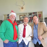 Larry Gatlin & the Gatlin Brothers say Merry Christmas at Gaylord Opryland