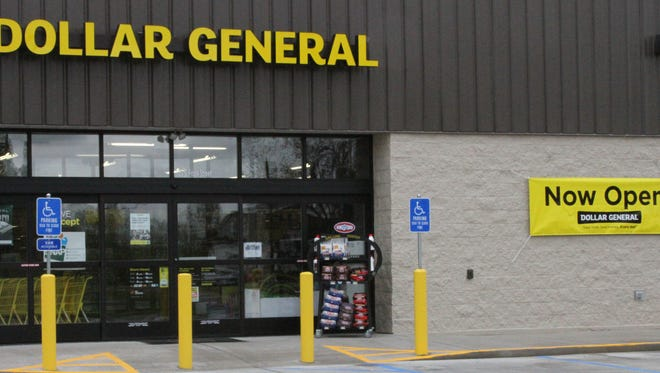 The Dollar General store in Montezuma on U.S. Highway 63 is now open.