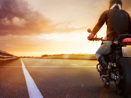 Motorcycle ride benefits