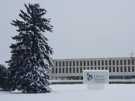 Liberty Mutual sold its Westwood Drive property, shown