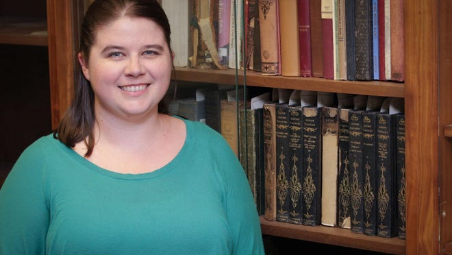 Allison Galloup researched the 1918 flu pandemic.