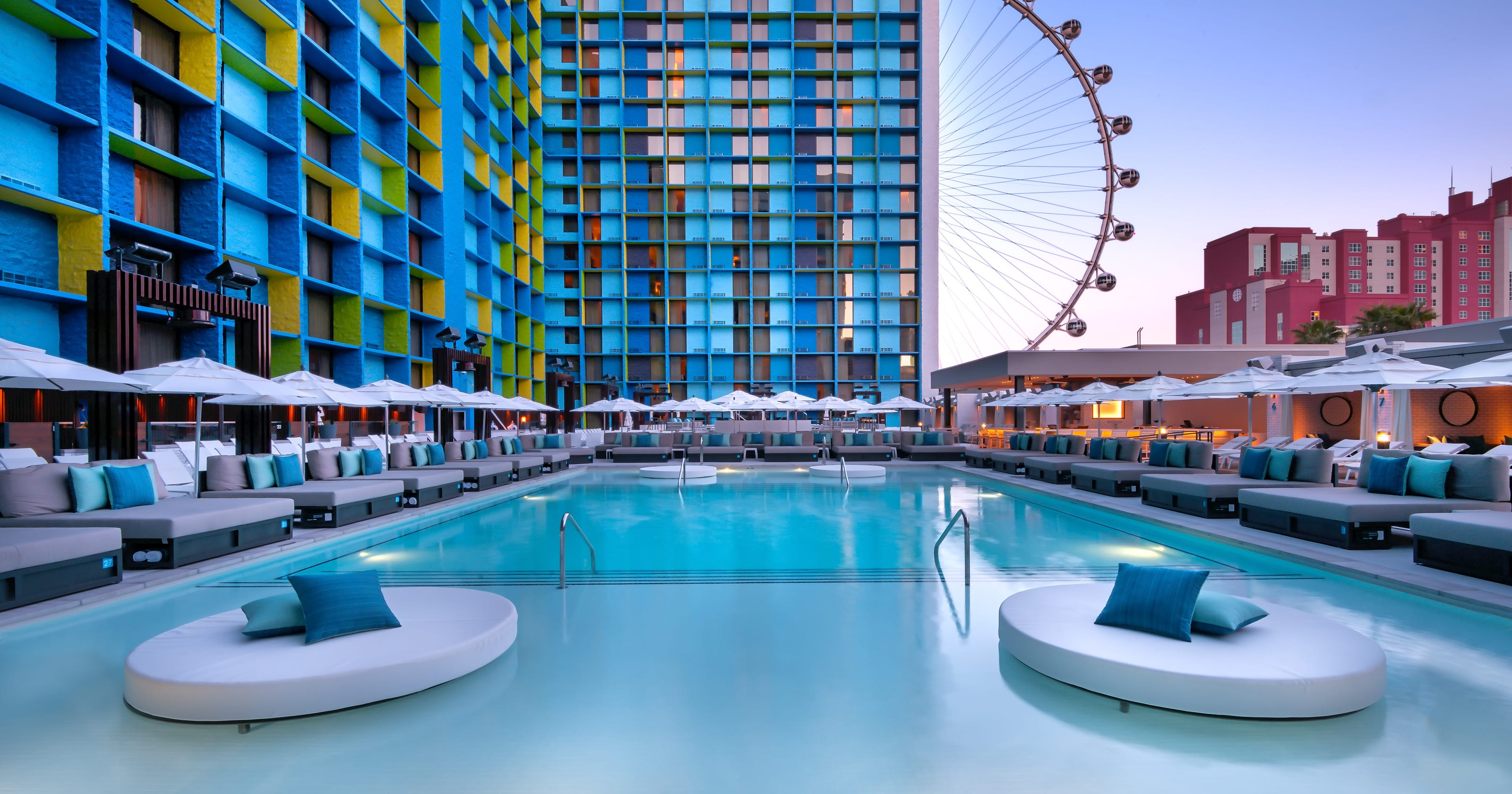 Best Hotel In Las Vegas For Families